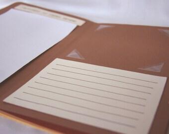 Scrapbook: visting my grandparents scrapbook