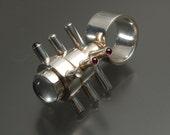 Rotating Kinetic Ring