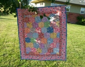 1930s Reproduction Doll Quilt