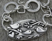 Mothers Day Gift Original Three Little Birds Bracelet
