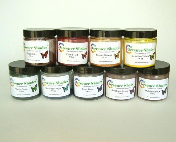 Greener Shades Dye Starter Kit