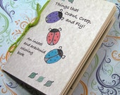 Things that Crawl, Creep, and Fly: an insect and arachnid coloring book
