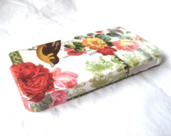 SALE!! A Bird and Flowers iPhone 3 Case Back Cover