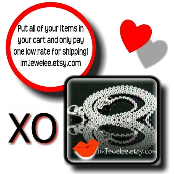 Ball Chain Necklace LOT TEENY TINY Ballchain Silver Plated 18 Inch