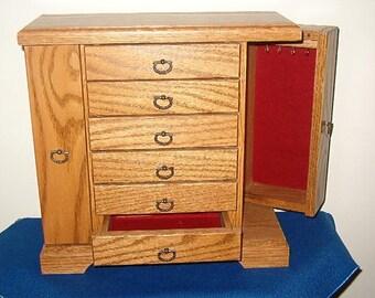 JEWELRY BOX  ( A )