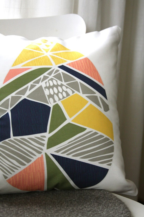 Throw Pillow With Removable Cover : Unavailable Listing on Etsy