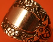 RENDEZVOUS aka OLD SOUTH 1939 custom made to your size SPOON RING