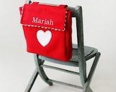 Valentine Mailbox Chair Backer Mailbox - Happy Valetine's Day