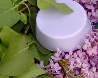 Old Fashioned Lilac Soap - Purple Fragrant Lilac, Floral Scent - Flower Soap - Spring Soap