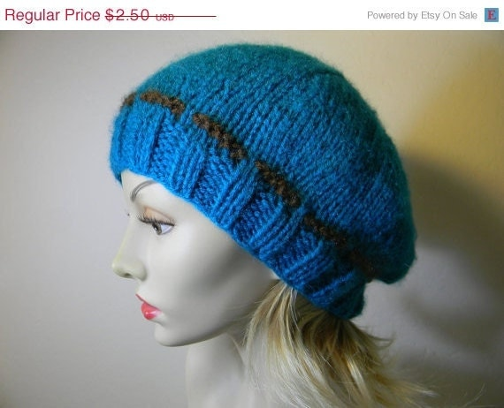 Hat knitting pattern knitted hat Pattern great by LouiseFelice