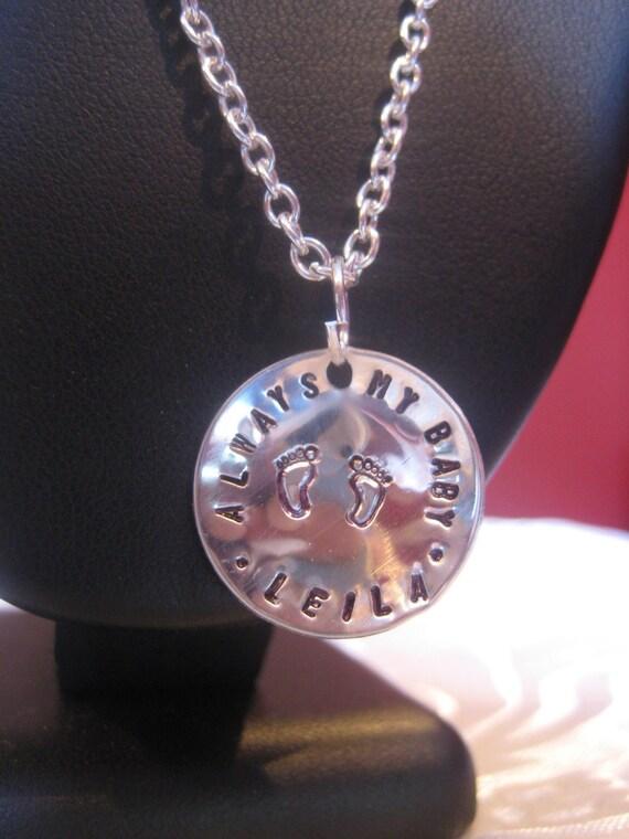 Always My Baby Necklace