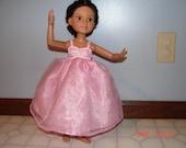Best Friend 'Club pink dress