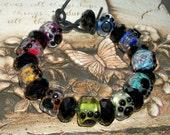 big holed pet memory bead