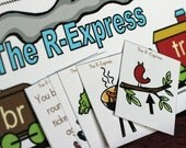 The R-Express Printable Game and Skill Sheet