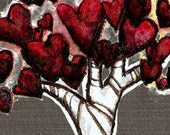 Love Grows- ACEO Reproduction Print