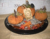 PRIMITIVE PUMPKINS