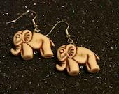 Lucky elephants earrings