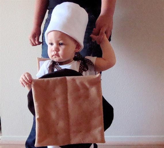 Smores Baby or Toddler Costume