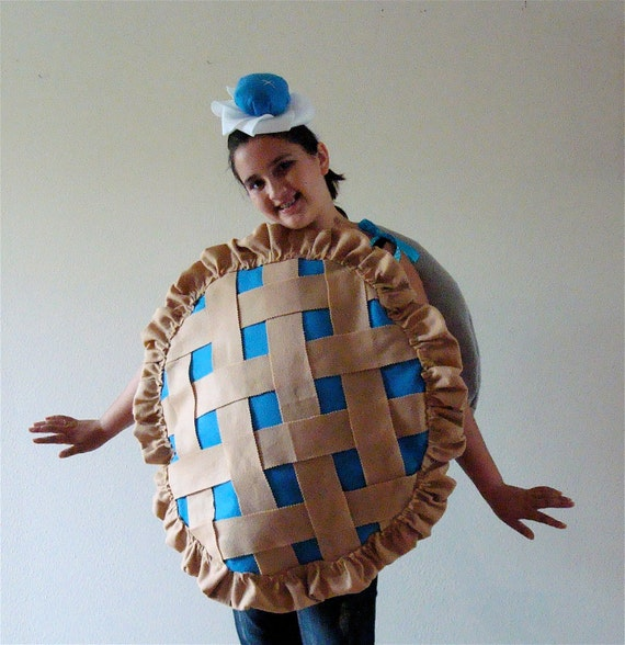 Yummy Pie Kids Costume