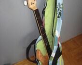 RESERVED for Arthur - Birdseye maple guitar, wenge fingerboard
