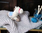 SALE - Extra Plush Baby Blanket
