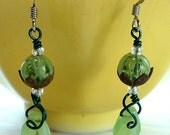 Faerie Lanterns Earrings