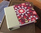 Handmade Journal in Sweet Floral