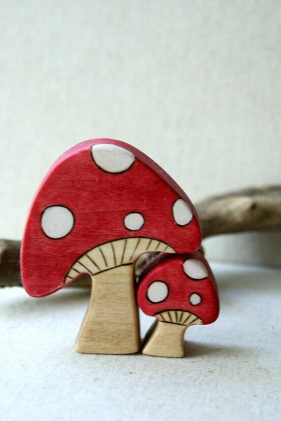 Mama Mushroom