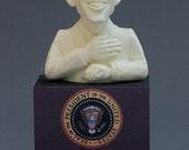 President Barack Obama Glow-in-the-Dark Bottle Stopper Cork