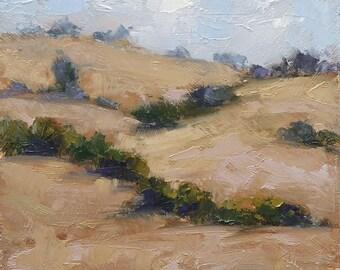 California Hillside