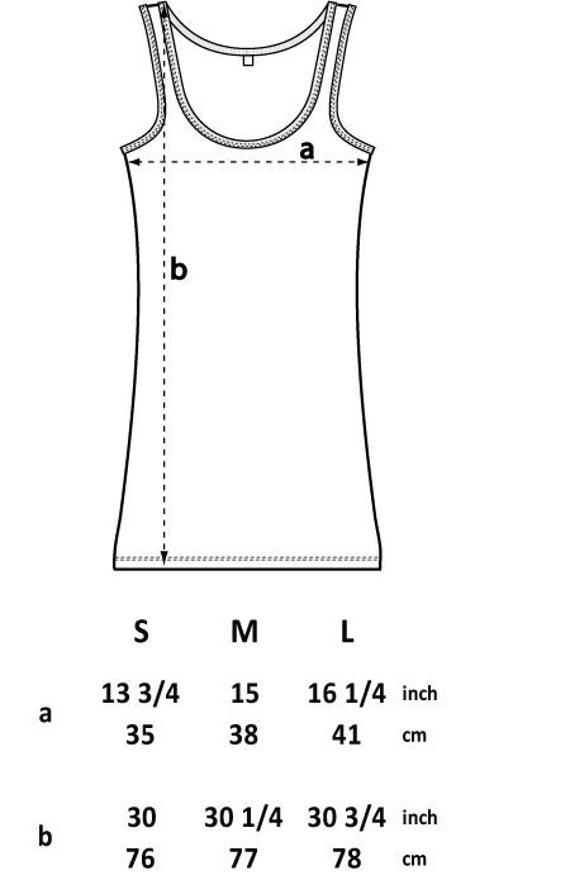 RESERVED listing Meghan Michael (Bunnyhug82) Tank - BLACK - S