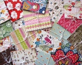 Patterned Papers Bundle 12 Sheets 6 x 6 inch, Bright, Colourful Designs