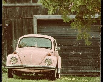 Pink Punch Bugey vintage VW - ttv
