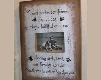 Original design by Laurie Sherrell Picture Frame for your Dog Pet