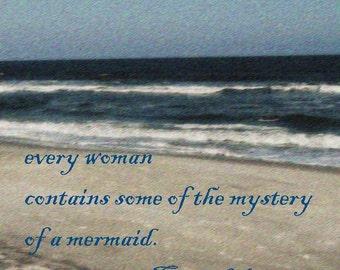 Mermaid oil perfume from Cozy