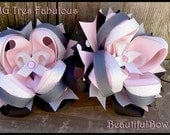 M2MG Tres Fabulous boutique hairbows bowfairies
