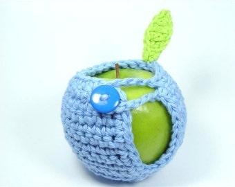 PDF Pattern - Adorable Apple Cozy