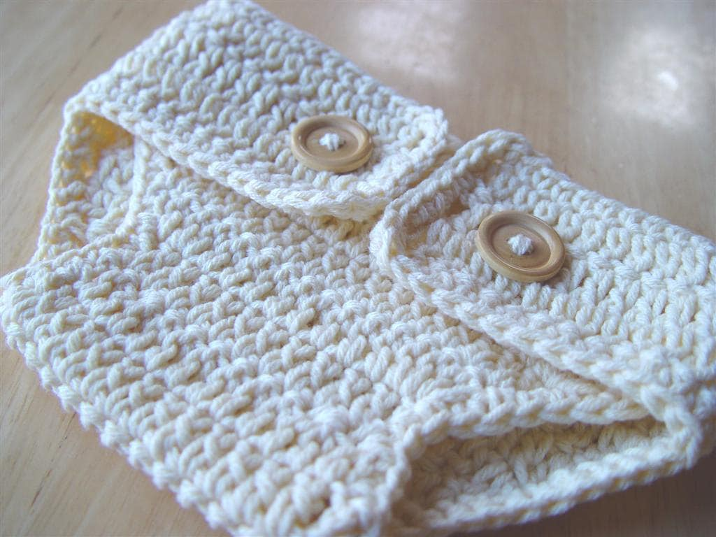 Crochet Diaper Cover : PDF Crochet Pattern Dapper Diaper Cover by UnravelMe on Etsy