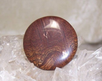 GROOVIES - Round Reversible Biggs Jasper for Wire-Wrapping