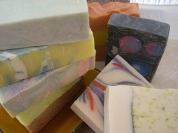 Set of 5 Eye Candy Bar Soaps