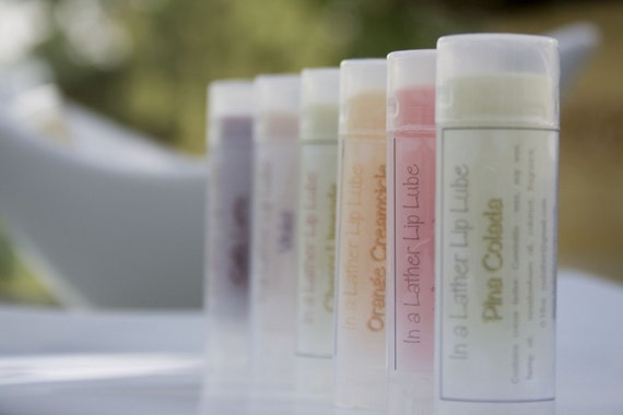 Lip Balm TwinPak  - Your choice of flavors