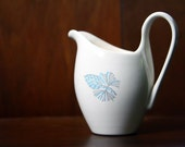 Little Blue Spruce Cream Pitcher