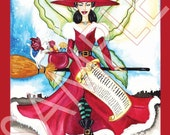 The Yuletide Fairy Postcards Set of 18