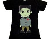 My Favorite Monster Tee or Onesie Frankenstein