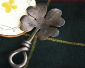 St. Patrick's Day Four Leaf Clover Key Chain