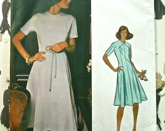 Vogue 1170 - 1970s Belinda Bellville Womens Dress Pattern