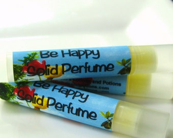 Be Happy (Clinique type) Solid Perfume