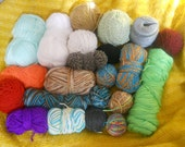 Destash Yarn Lot