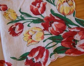 little tulip hanky