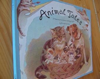 pop up animal tales